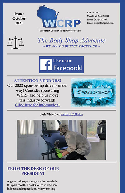 The Body Shop Advocate – October News